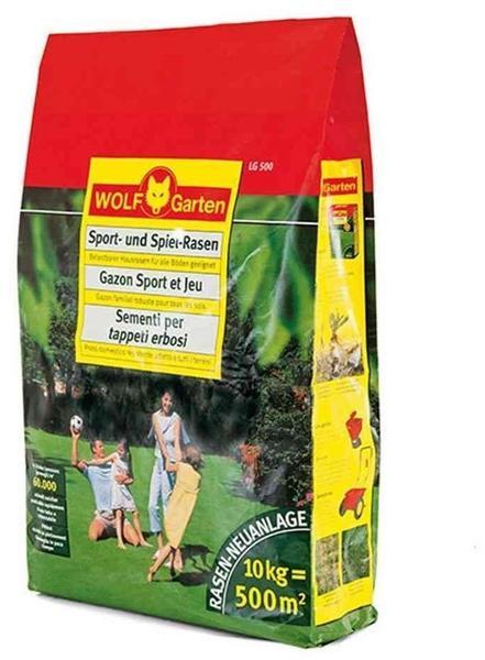 Wolf-Garten Sport-& Spiel-Rasen LG 500