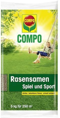 Compo Spiel und Sport 5 kg für 250m²