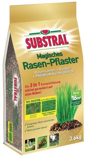 Substral Magisches Rasen-Pflaster 3,6 kg