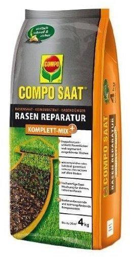 Compo Saat Rasen-Reparatur Komplett Mix 4 kg