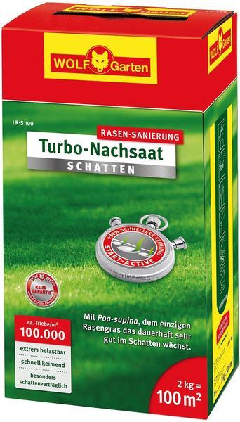 Wolf-Garten Turbo-Nachsaat Schatten LR-S 100