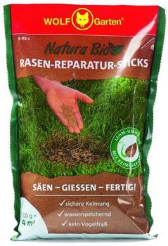 Wolf-Garten Natura Bio Rasen-Reparatur-Sticks R-RS 4