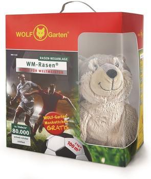 Wolf-Garten Strapazierrasen WM-S 100/D (P781)