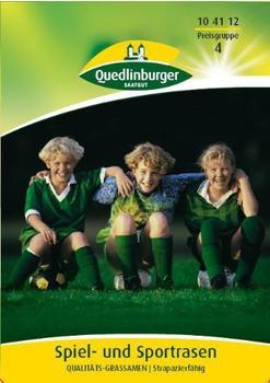 Quedlinburger Saatgut Spiel- und Sportrasen 45 g
