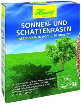 Hauert Sonnen- Schattenrasen 1 kg