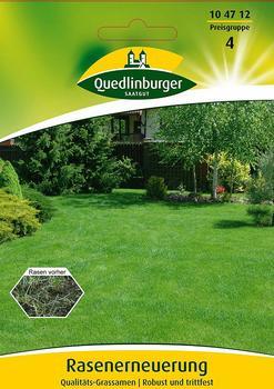 Quedlinburger Saatgut Rasenerneuerung 45 g