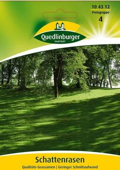 Quedlinburger Saatgut Schattenrasen 45 g