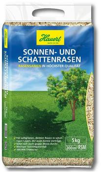 Hauert Sonnen- und Schattenrasen 5 kg für 200 m² (813205)