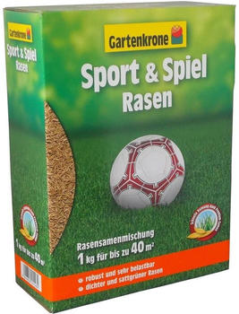 Gartenkrone Sport und Spielrasensamen 1 kg (NEB628427)