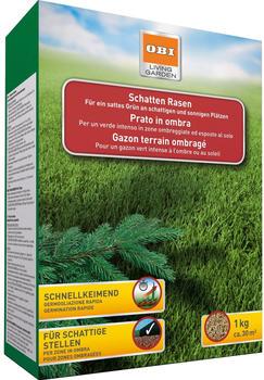 Obi Living Garden Schattenrasen 2,5 kg