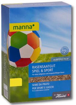 Manna Rasensamen Spiel & Sport (1kg)