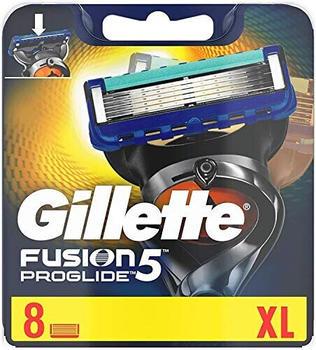 Gillette Fusion 5 ProGlide Ersatzklingen (8 Stk.)