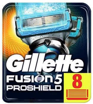 Gillette Fusion ProShield Chill Systemklingen (8 Stk.)