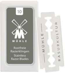 Mühle Shaving Mühle Rasierklingen (10Stk.)