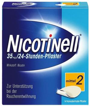 Nicotinell 14 mg / 24-Stunden-Pflaster (14 Stk.)
