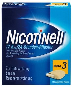 Nicotinell 7 mg / 24-Stunden-Pflaster (14 Stk.)