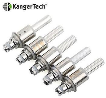 Kangertech Dual Coil Unit 1.5 Ohm für AeroTankAeroTank miniAeroTank megaProtank 3Mini Protank 3eVod 2T3DeVod Glass