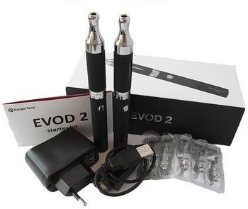 Kangertech E-Zigarette eVod 2 Doppelset