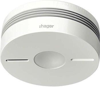 Hager TG551A Funk-Dualwarnmelder Komfort Q