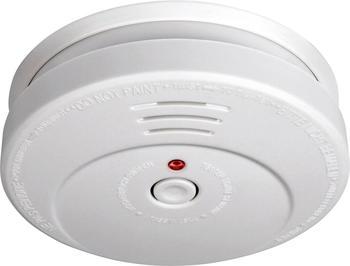 Smartwares 4er-Set Rauchmelder mit Magnethalter, 85dB Alarm, TÜV zertifiziert