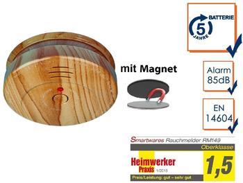 smartwares RM149H-5J inkl. Magnetmontage