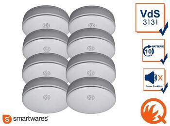 Smartwares RM218 8er-Set