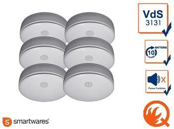 Smartwares RM218 6er-Set