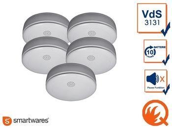 Smartwares RM218 5er-Set