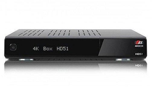 AX 4K-BOX HD51