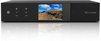 Vu+ Duo 4K SE 1x DVB-S2X FBC Twin1x DVB-T2 Dual Tuner 500GB