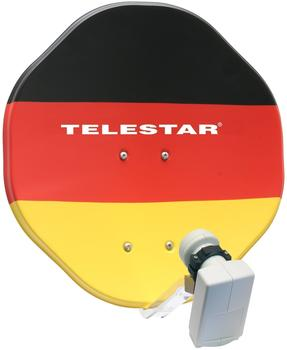 TELESTAR 45 Rapid ALU Germany beige