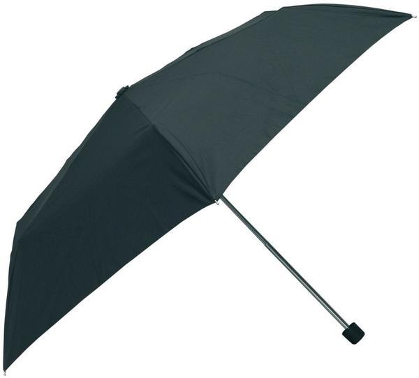 Eagle Creek Rain Away Travel Umbrella schwarz