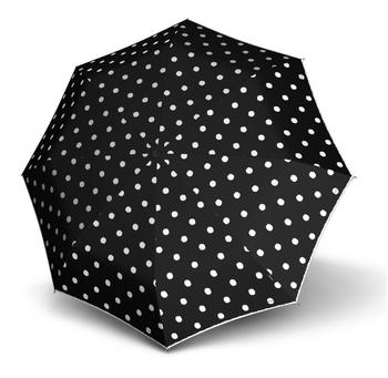knirps-t200-duomatic-dot-art-black