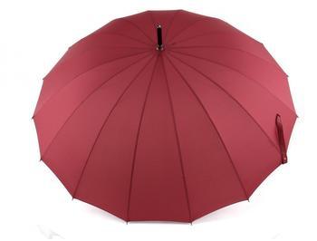 Doppler London Regenschirm weinrot