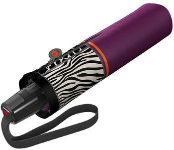 Knirps Fiber T2 Duomatic african purple