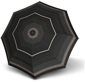 Knirps Fiber T2 Duomatic rain black