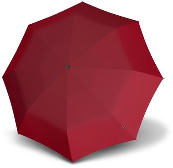 Knirps T010 Small Manual dark red uv