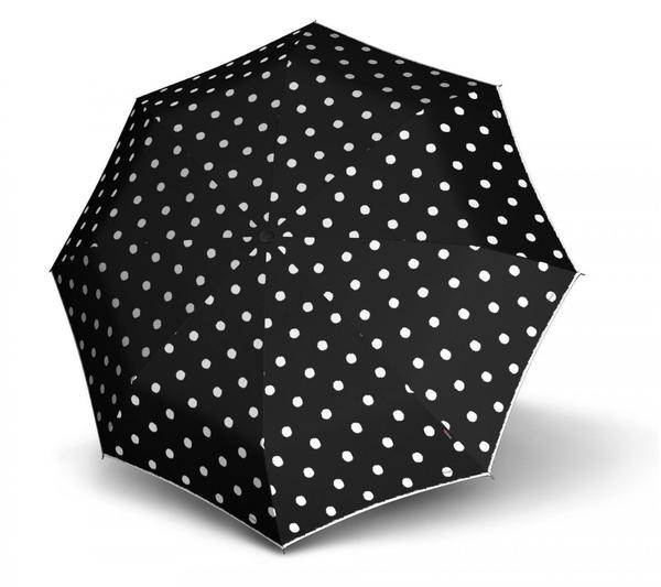 Knirps T010 Small Manual dot art black