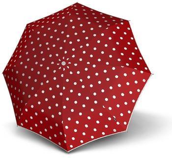 Knirps Long AC dot art red
