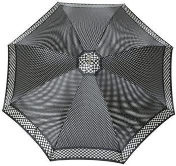 Doppler Langschirm Carbonsteel Imperial schwarz mit Pepitamuster