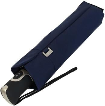 Doppler Taschenschirm Magic Carbonsteel marine