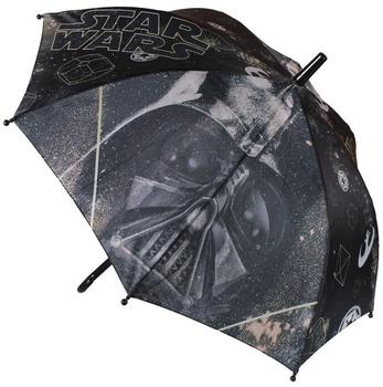 Undercover Star Wars Darth Vader Junior Regenschirm 45 cm schwarz
