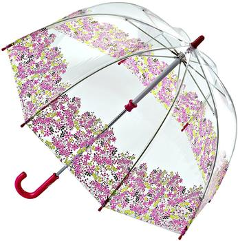 Fulton Transparent Flower Umbrella