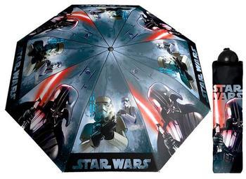 Undercover Star Wars Stormtrooper Kinderschirm schwarz