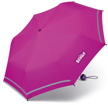 Scout Kinder-Taschenschirm Dark Pink