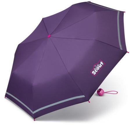 Scout Kinder-Taschenschirm Dark Lilac