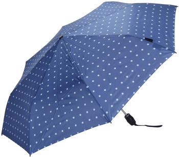Knirps T.200 Duomatic Dots (953200) kelly blue