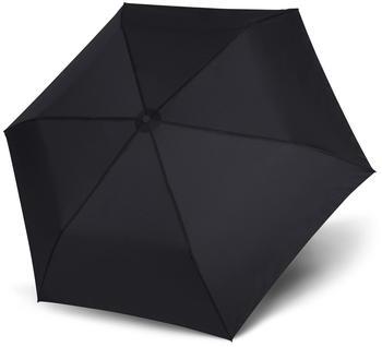 Doppler Taschenschirm (71063DSZ) simply black