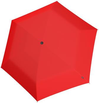 Knirps US.050 Ultra Light Slim Manual red