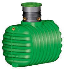 Garantia Komplettpaket Garten-Comfort 1600 Liter (201120)